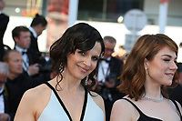 EMILIE DEQUESNE JULIETTE BINOCHE 70th Anniversary Event - The 70th Annual Cannes Film Festival at Palais des Festivals on May 23, 2017 in Cannes, France