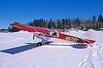 National Park Plane