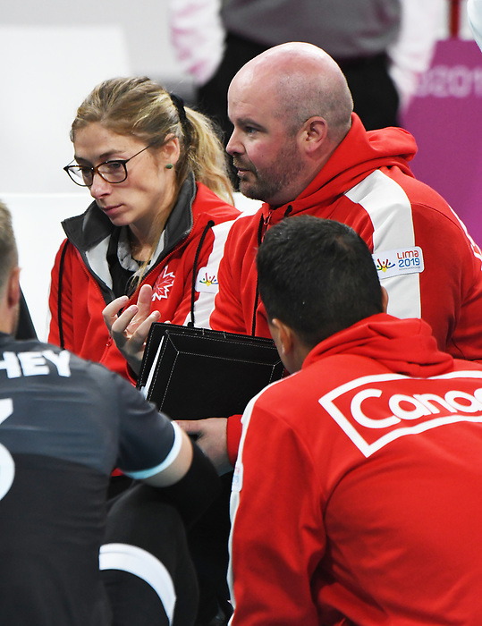 Lima 2019 - Sitting Volleyball // Volleyball assis.<br />