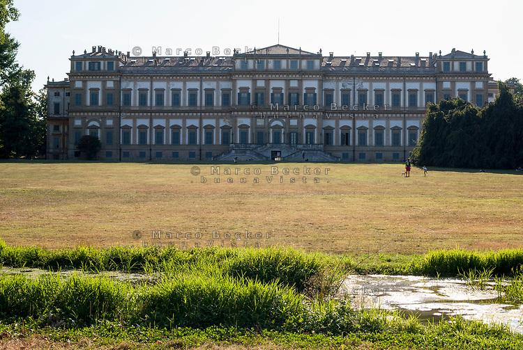 Monza, Villa Reale (1777, Piermarini) --- Monza, Royal Villa (1777, Piermarini)
