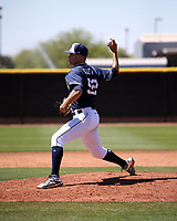 Nick Kuzia - San Diego Padres 2019 extended spring training (Bill Mitchell)