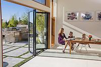 Architecture - Doors to Gardens