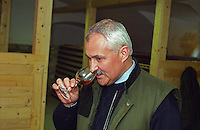 "The Royal Tokaji Wine company in Mad: Mr. István Turoczi, the director of the Royal Tokaji Wine Company. Istvan. The RTWC in was one of the first Tokaj wineries to be ""revived"" by an injection of foreign capital. It makes wine in a traditional style. Credit Per Karlsson BKWine.com."