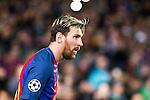 FC Barcelona's Leo Messi  during Champions League match between Futbol Club Barcelona and VfL Borussia Mönchengladbach  at Camp Nou Stadium in Barcelona , Spain. December 06, 2016. (ALTERPHOTOS/Rodrigo Jimenez)