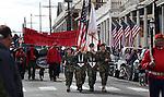 Virginia City Veteran's Day Parade 2011