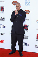 HOLLYWOOD, LOS ANGELES, CA, USA - SEPTEMBER 06: David Labrava arrives at the Los Angeles Premiere Of FX's 'Sons Of Anarchy' Season 7 held at the TCL Chinese Theatre on September 6, 2014 in Hollywood, Los Angeles, California, United States. (Photo by David Acosta/Celebrity Monitor)