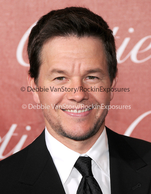 Mark Wahlberg attends the 2011 Palm Springs International Film Festival Awards Gala held at The Palm Springs Convention Center in Palm Springs, California on January 08,2011                                                                               © 2010 Hollywood Press Agency