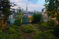 Chelsea Roof Garden, New York