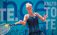 Zandvoort, Netherlands, 9 June, 2019, Tennis, Play-Offs Competition, Richel Hogenkamp (NED)<br /> Photo: Henk Koster/tennisimages.com