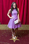 © Licensed to London News Pictures . 16/05/2015 .  The Palace Hotel , Manchester , UK . ELLIE LEACH . The red carpet at the 2015 British Soap Awards , The Palace Hotel , Oxford Road , Manchester . Photo credit : Joel Goodman/LNP