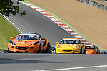 Lotus Elise Trophy : Brands Hatch : 15 May 2016