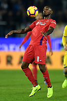 Gerson of Fiorentina in action during the Serie A 2018/2019 football match between Frosinone and ACF Fiorentina at stadio Benito Stirpe, Frosinone, November 09, 2018 <br />  Foto Andrea Staccioli / Insidefoto