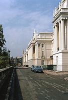 London: Cumberland Terrace, John Nash 1827. Photo '79.