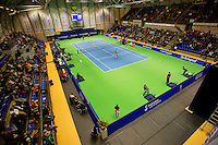 15-12-12, Rotterdam, Tennis Masters 2012, Overall view