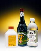 ACETIC ACID & HOUSEHOLD VINEGAR<br /> Glacial Acetic Acid, Balsamic & White Vinegar<br /> Acetic acid is a familiar laboratory weak acid. It is also the active ingredient in vinegar.