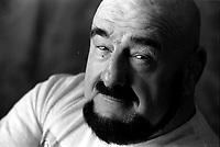 le lutteur Maurice Mad Dog Vachon<br /> ,date inconnue (vers 1990)<br /> <br /> PHOTOª™q
