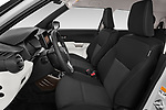 Front seat view of a 2018 Suzuki Ignis GLX 5 Door Hatchback front seat car photos