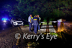 Gardai at the scene of a suspected Murder suicide at Ballyreehan, Lixnaw on Tuesday night.