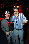 Forrest Wynn and Chris Pitts at the TIRR Friday Night Fever benefit at Warehouse Live Friday Jan. 25,2008.(Dave Rossman/For the Chronicle)