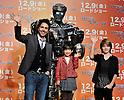 """""""Real Steel"""" Promotes in Japan"""