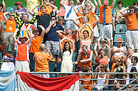 8-3-09,Argentina, Buenos Aires, Daviscup  Argentina-Netherlands,  supporters