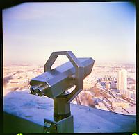 """""""distant view"""" through LOMO"""