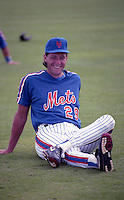 New York Mets Dave Magadan (29) during spring training circa 1992.  (MJA/Four Seam Images)
