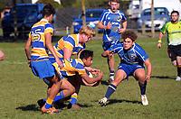 210703 Waikato College Rugby - Cambridge HS 1st XV v St John's 2nd XV