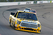 NASCAR Camping World Truck Series<br /> M&M's 200 presented by Casey's General Store<br /> Iowa Speedway, Newton, IA USA<br /> Friday 23 June 2017<br /> Cody Coughlin, JEGS Toyota Tundra <br /> World Copyright: Russell LaBounty<br /> LAT Images