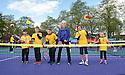Zetland Park Free Tennis Lessons Launch