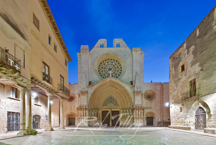 Europe, Spain, Catalonia, Tarragona, Tarragona Cathedral