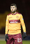 Motherwell v St Johnstone…06.02.18…  Fir Park…  SPFL<br />Nadir Ciftci<br />Picture by Graeme Hart. <br />Copyright Perthshire Picture Agency<br />Tel: 01738 623350  Mobile: 07990 594431