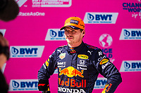 July 3rd 2021; F1 Grand Prix of Austria, qualifying sessions;  VERSTAPPEN Max (ned), Red Bull Racing Honda RB16B, during the  2021 Austrian Grand Prix, 9th round of the 2021 FIA Formula One World Championship -