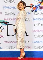 NEW YORK CITY, NY, USA - JUNE 02: Sophia Bush arrives at the 2014 CFDA Fashion Awards held at Alice Tully Hall, Lincoln Center on June 2, 2014 in New York City, New York, United States. (Photo by Celebrity Monitor)