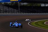 Verizon IndyCar Series<br /> Indianapolis 500 Practice<br /> Indianapolis Motor Speedway, Indianapolis, IN USA<br /> Tuesday 16 May 2017<br /> Scott Dixon, Chip Ganassi Racing Teams Honda<br /> World Copyright: Phillip Abbott<br /> LAT Images<br /> ref: Digital Image abbott_indyP_0517_13033