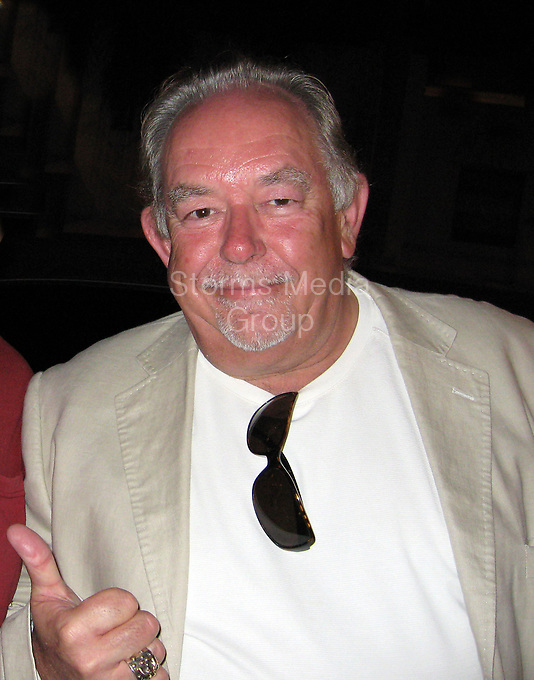 MIAMI -  2007: (EXCLUSIVE COVERAGE)  Robin Leach out and about in Miami Florida in 2007<br /> <br /> People:  Robin Leach