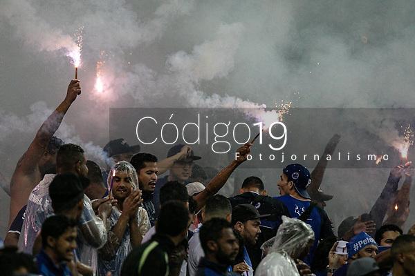 Belo Horizonte (MG), 28/11/2019 - Cruzeiro-CSA - Partida entre Cruzeiro e CSA, válida pela 35a rodada do Campeonato Brasileiro no Estadio Mineirão em Belo Horizonte nesta quinta feira (28)