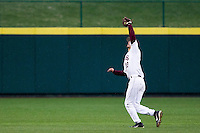 Kevin Medrano (13) of the Missouri State Bears during a game vs. the Western Illinois Leathernecks at Hammons Field in Springfield, Missouri;  March 19, 2011.  Photo By David Welker/Four Seam Images