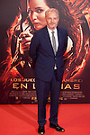"US director Francis Lawrence poses for the photographers during the Spain premiere of the movie ""The Hunger Games: Catching Fire"" at Callao Cinema in Madrid, Spain. November 13, 2013. (ALTERPHOTOS/Victor Blanco)"