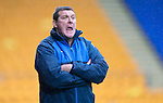 St Johnstone v Hamilton Accies...12.09.15  SPFL McDiarmid Park, Perth<br /> Tommy Wright shouts instructions<br /> Picture by Graeme Hart.<br /> Copyright Perthshire Picture Agency<br /> Tel: 01738 623350  Mobile: 07990 594431