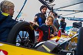 Richie Crampton, DHL, top fuel, fans, children, pits