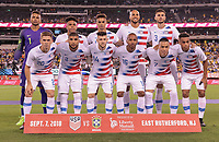 USMNT vs Brazil, September 07, 2018