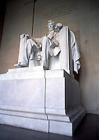 The Lincoln Memorial. Washington, DC.