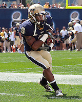 Pittsburgh running back Jason Douglas. The Pittsburgh Panthers defeated the Youngstown State Penguins 38-3 at Heinz Field on September 5, 2009.