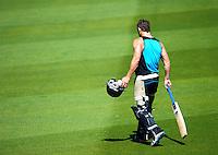 130214 International Cricket - NZ Training