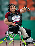 Martha Gustafson, Lima 2019 - Para Athletics // Para-athlétisme.<br />