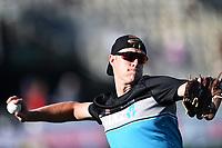 20th December 2020; Hamilton, New Zealand;  Kyle Jamieson, New Zealand Black Caps versus Pakistan, International Twenty20 Cricket. Seddon Park, Hamilton, New Zealand.