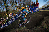 Wout Van Aert (BEL)<br /> <br /> 2014 UCI cyclo-cross World Championships, Men U23