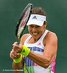March 24 2016:  Ana Ivanovic (SRB) defeats Teliana Pereira (BRA) by 6-3, 6-0, at the Miami Open being played at Crandon Park Tennis Center in Miami, Key Biscayne, Florida. ©Karla Kinne/Tennisclix/Cal Sports Media