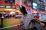 USA-NewYork-NYPD increased security at movie theaters after 'Dark Knight Rises' shooting in Colorado